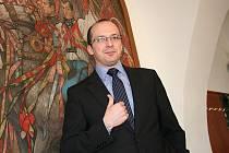 Kyjovský starosta, ministr pro místní rozvoj a nově lídr Zemanovců v Jihomoravském kraji František Lukl.