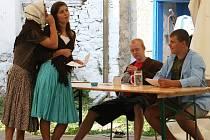 Den divadel pobaví lidi v Hodoníně. Ilustrační snímek.