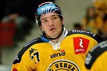 Kromě Třince hrál Marek Růžička českou extraligu krátce také v litvínovském dresu.