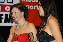 V hlavních kategoriích ankety Nejlepší sportovec Hodonína 2011 se z vítězství radoval veslař Milan Viktora a karatistka Veronika Mišková.