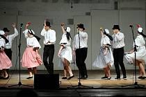 Folklorní soubor Vracovjan na MFF Strážnice 2011.