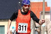 Rohatecký vytrvalec Luděk Durďák skončil ve Velkých Pavlovicích celkově druhý.