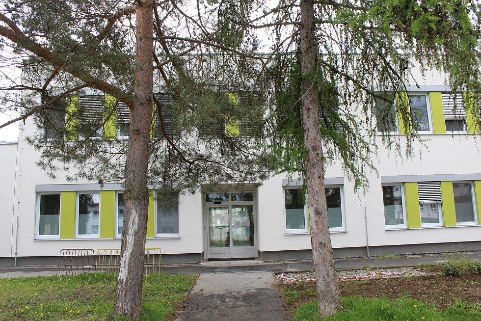 Modernizované zdravotní středisko ve Strážnici.