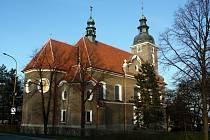 Kostel v Rohatci.