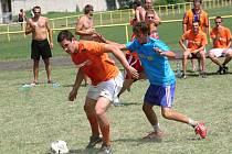 Na tréninkovém hřišti ve Vacenovicích se 5. a 6. července opět po roce uskuteční oblíbený Letocha cup.