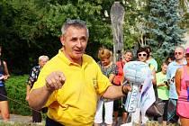 Hlavní postavou závodu ve Smrdákách byl Pavel Bíla.