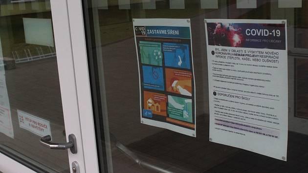 Zavřená základní škola v Hodoníně. Ilustrační foto