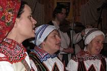 Krojovaný ples v Javorníku