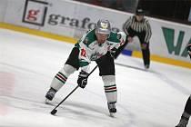Ve slovenské Skalici si Lubomír Vaškovič vyzkoušel i stříbrnou helmu, určenou pro nejlepšího hráče měsíce.