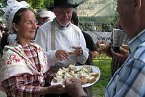 Bzenecké pivní slavnosti 2010.