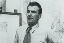 Malíř Karel Minář působil i na Hodonínsku, kde se také zapojil od odboje proti nacistům.