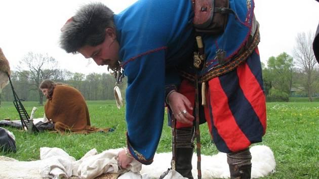 V Mikulčicích se sešli Vikingové a Slovani