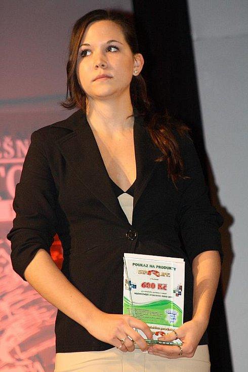 Vyhlášení ankety Nejúspěšnější sportovec Hodonínska 2011.