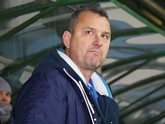 Hodonínský trenér Stanislav Beťko je s letošní sezonou spokojený. Slovácký celek ve druhé lize postoupil mezi čtyři nejlepší týmy a v semifinále trápil i favorizovaný Vsetín.