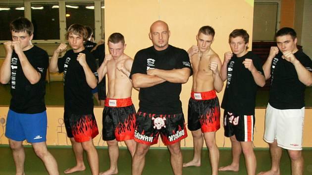Roman Sedlačík se svým týmem