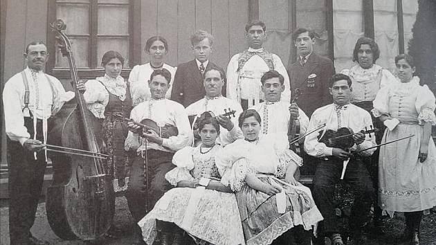 Součástí historie Strážnice byl i život romské komunity