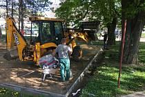 Kyjovští slavnostně otevřou Rákosníčkovo hřiště v sobotu.