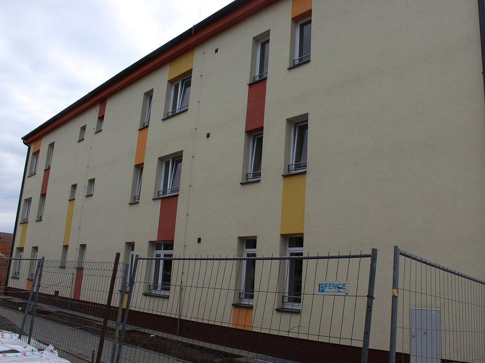 Den otevřených dveří v Komunitním domě seniorů v Hodoníně v Žižkově ulici.