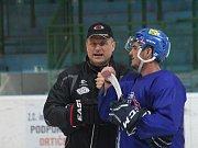 Nový trenér hodonínských Drtičů Ivan Dornič.