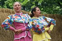 Čtvrtkem začal ve Strážnici program Mezinárodního folklorního festivalu Strážnice 2012.