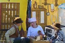 Malí herci z Dětského kočovného divadýlka Kyjov vyráží na turné po kraji.