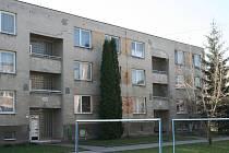 Domy v ulicích Skácelově a Bratří Čapků