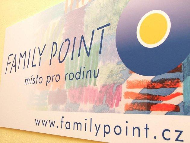 Family point, logo