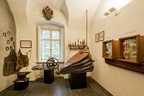 T. G. Masaryk byl původně vyučený kovář. FOTO: Archiv muzea