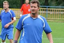 Fotbalistům Starého Poddvorova se v okresním přeboru nedaří. Celek z Hodonínska získal ve třech duelech jediný bod a je poslední.