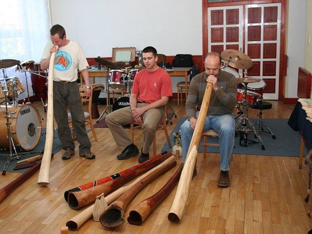 Perkuse a bubny na Kulturáku