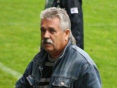 Trenér Cyril Blahůšek se po dvanácti letech vrátil do Rohatce, který dovedl k domácí výhře nad vyškovskou rezervou 4:0.