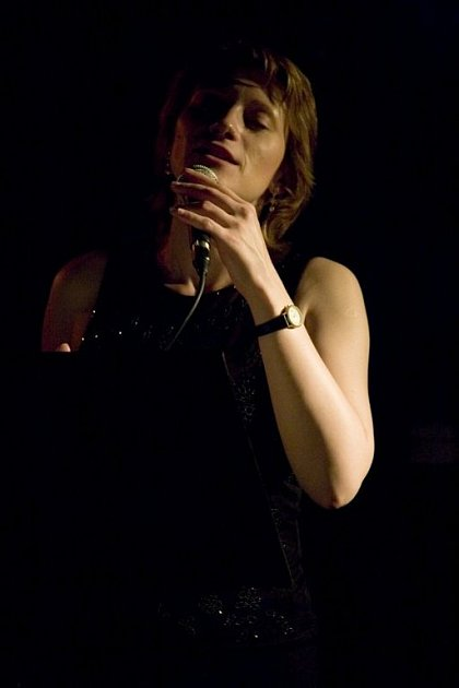 Olga Škrancová zpívá jazzové standardy i muzikálové árie