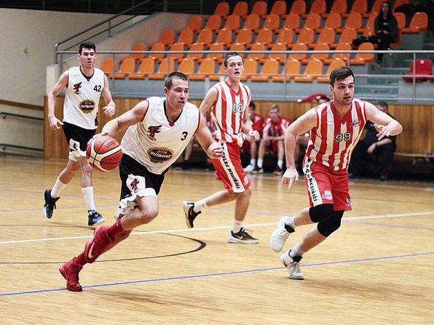 Basketbalisté získali zpět výherní sebevědomí. Znojmo rozcupovali o 39 bodů