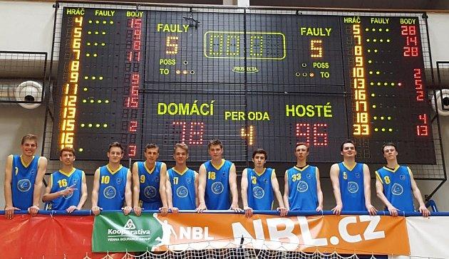 Hráči Jiskry Kyjov ročníku 1998a 1999skončili pod vedením trenéra Radima Mezihoráka vjuniorské lize druzí, když ve finálové skupině nestačili pouze na vítězný celek GBA Praha.