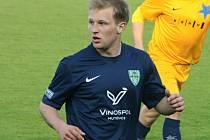 Šikovný mladík Jakub Pavelka završil v nastaveném čase obrat Mutěnic, které doma zdolaly Moravský Krumlov 2:1.