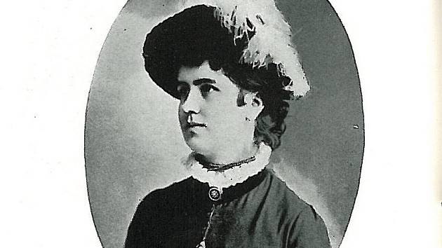 Gabriela Preissová.