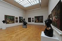 Třicáté výročí od narození českého umělce Jakuba Obrovského si připomene Galerie výtvarného umění v Hodoníně výstavou, která začne 13. června.