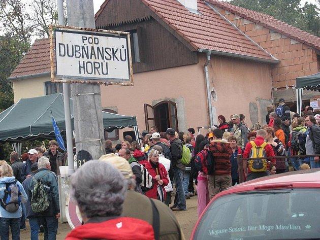 Pochod Slováckými vinohrady 2009