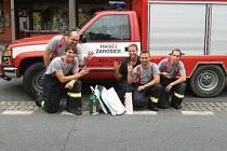 Dobrovolní hasiči ze Žarošic skončili čtvrtí na republikovém mistrovství ve vyprošťování zraněných osob z havarovaných aut.