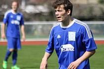 Rohatecký záložník Filip Vanda jako jediný v nedělním pohárovém zápase neproměnil pokutový kop. Slavoj vypadl s Bučovicemi na penalty.