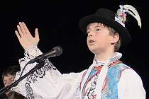 Přehlídka dětských zpěváčků Slovácká stuha ve Veselí nad Moravou má již více než třicetiletou tradici.
