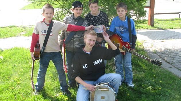 Kapela Šroti křtila své první album