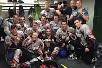 Hodonínští Panthers vyhráli letošní ročník dvoudenního turnaje amatérů v ledním hokeji. Ve finále porazili Košice 1:0.