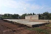 Zasportovat si v novém sportovním sálu budou moci obyvatelé Veselí nad Moravou.