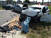 Tragická nehoda v Kyjově.