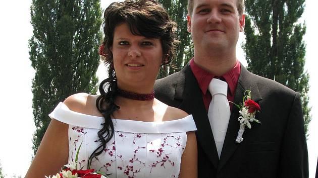 Novomanželé si své ANO řekli na lodi Konstancie