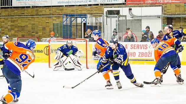 Drtiči čtvrté utkání semifinále play-off prohráli. Stav série tak je 2:2. O postupu se rozhodne ve čtvrtek v Hodoníně.