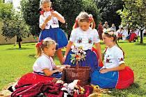 ILUSTRAČNÍ FOTO: Národopisný festival Milotice.