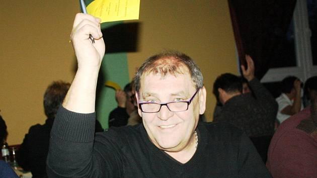 Dlouholetý šéf Sokola Radějov Vítězslav Hudeček nemá z Fotbalové R(evoluce) strach.