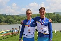 Hodonínským veslařům se na začátku sezony daří. O víkendu se představí na řece Moravě domácím divákům.